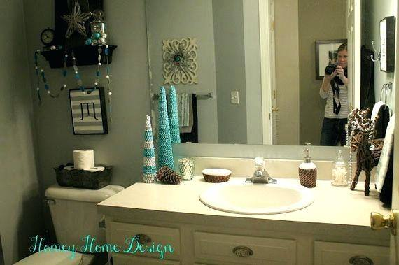 cute bathroom decorating ideas
