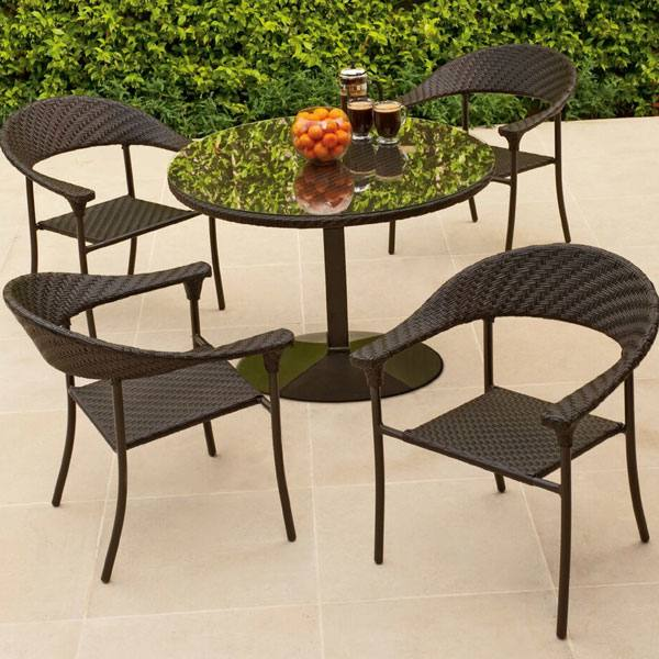 Patio & Things | Barlow Tyrie's outdoor garden and patio tables and chairs  have weathered the test of time