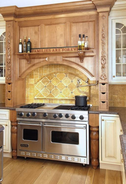 Quick And Easy Kitchen Backsplash Updates Midwest Living Ideal Stove Ideas  Lively 15