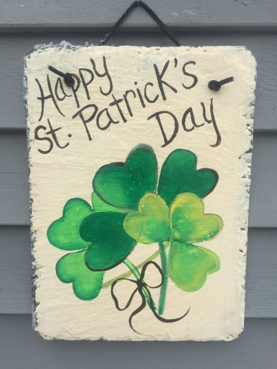Patricks Porch | DIY St Patricks Day Decorations Decor Ideas | DIY St  Patricks