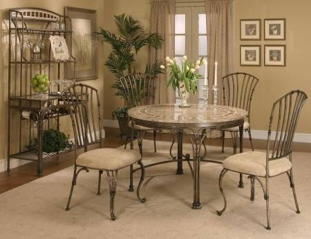Holden Dining Room Set w/ Padria Chairs