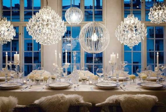 Looking for simple, elegant holiday decor ideas? These 10 tips will help  you turn your home into a modern, classy, winter wonderland