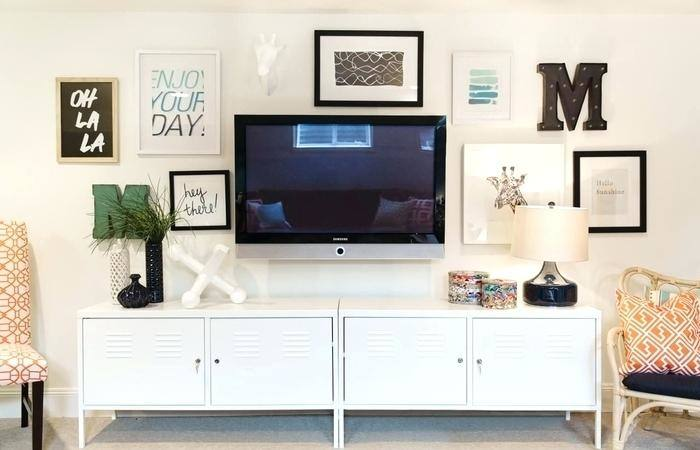 above tv decor decorating ideas wall above walls decor over bedroom living room  decorating tv shows