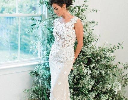 New York Designer Wedding Dresses form, Casablanca Bridal Nybfw Shows A Wedding  Dress for Every