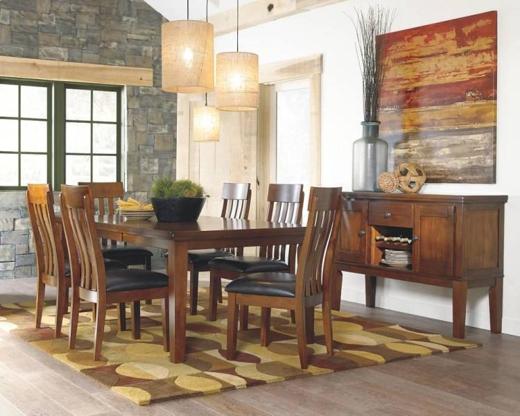 Ashley Furniture North Shore Dining Room Server Click To Enlarge