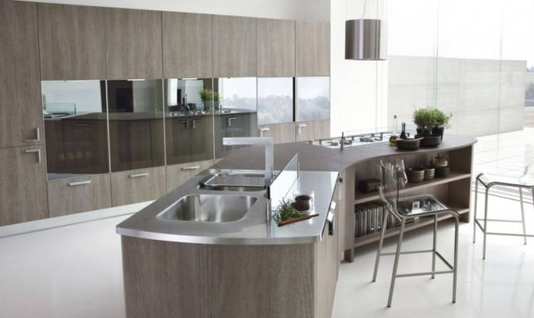 Kitchen Decoration Medium size Kitchen Island Ideas Design L Shaped  Layout Modern With Seating granite wood