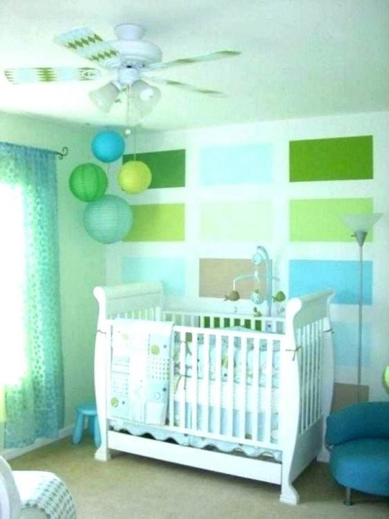 baby boy room decoration