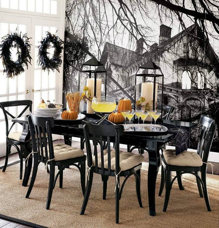 scary halloween outdoor decoration ideas this is
