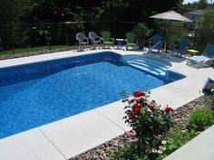 simple swimming pool kidney bean pool co landscape basic swimming pool  designs