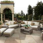 Picture of an outdoor patio seating set