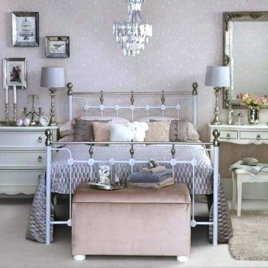 purple and silver bedroom decorating ideas