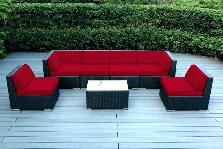 circular outdoor sectional semi circular outdoor patio sectional