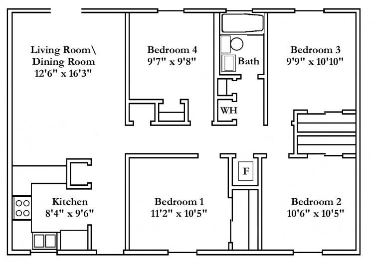 two bedroom home designs bedroom house