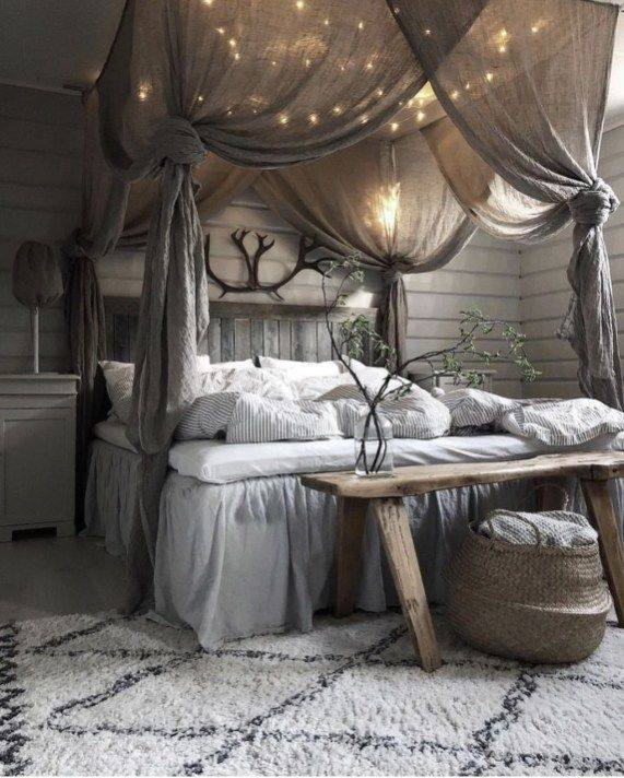 Glamorous  Canopy Beds Ideas For Romantic Bedroom