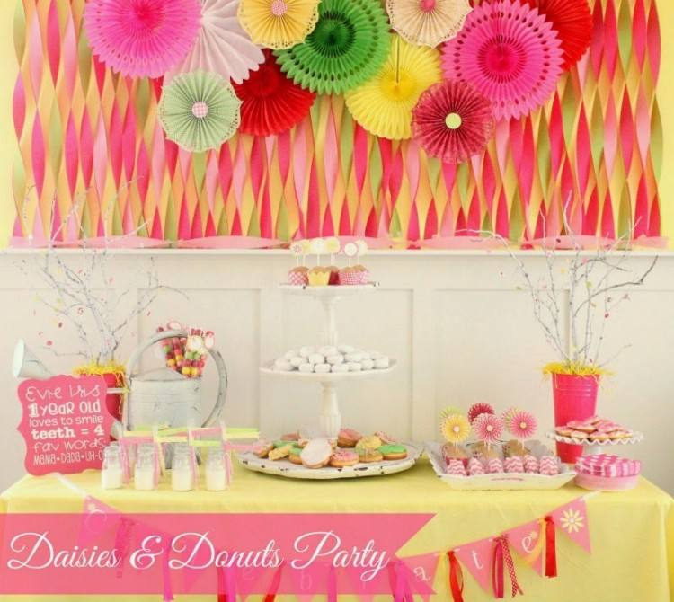 Baby First Birthday Party Ideas 4pde Babyfirst Tv 1st Birthday Party  Joelle 1st Birthday Alternate In