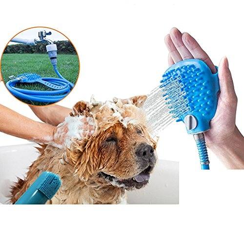 Color: Rinse Ace Indoor and Outdoor  Pet Shower Sprayer