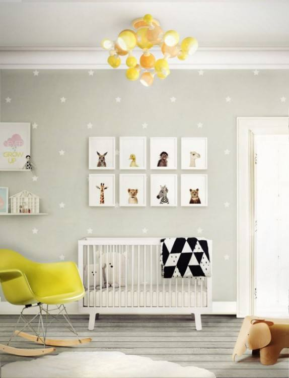 baby nursery activity ideas Adorable Baby Nursery Ideas –  Home