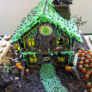 Full Size of Decor How To Make A Gingerbread House Gingerbread House For  Kids Easy Gingerbread