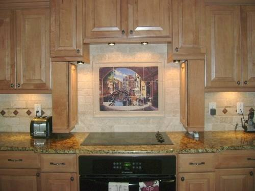 tuscan tile backsplash