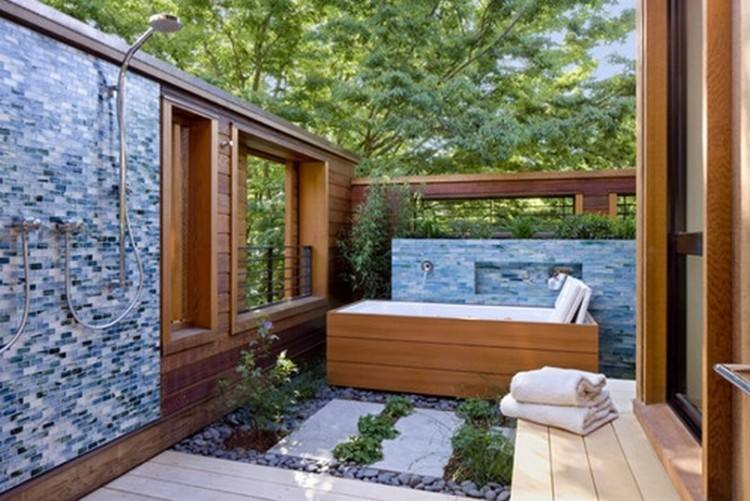 superb outdoor bathtub ideas decorating outdoor bathroom shower ideas