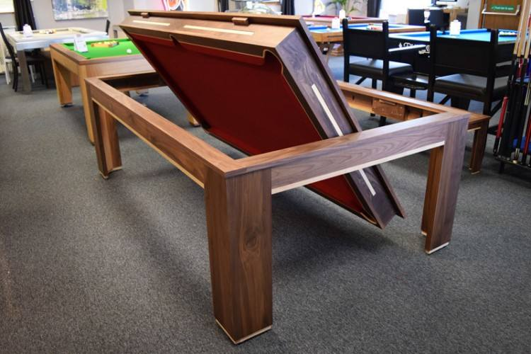 Custom Handcrafted Pool Tables