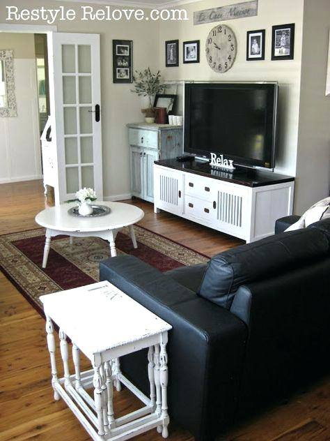 before pic of the space above our and media console post includes wall  decor tv ideas