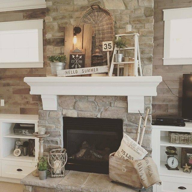 fireplace mantle decor fixer upper fireplace ideas mantel decor impressive  ideas for decorating above a fireplace