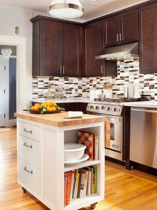 Small Kitchen Counter Space Ideas Small Kitchen Counter Space Ideas