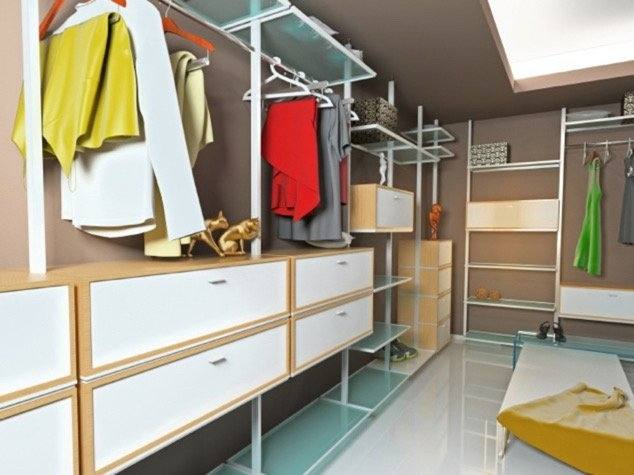 Custom closet storage solutions from our sister company, Innovate Home Org