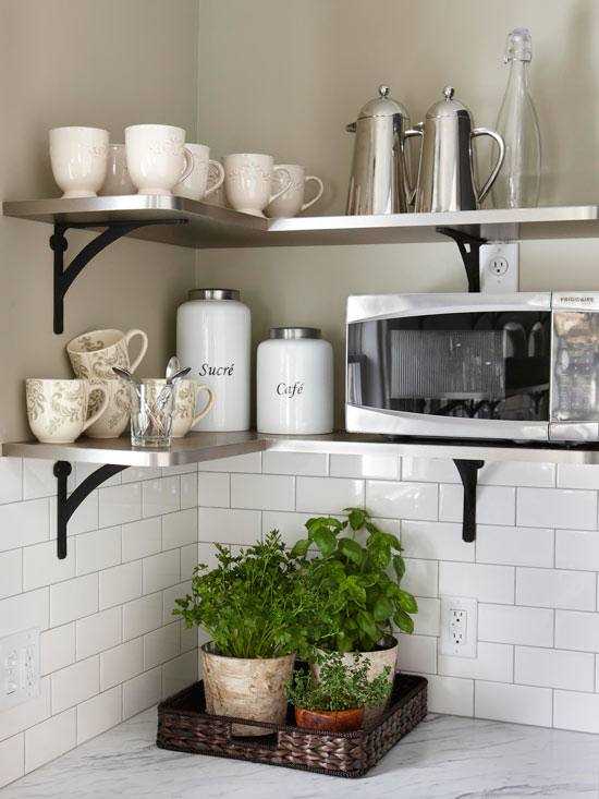 of extra space in front of your wall to use our  tall pantry cabinet (shown at left)