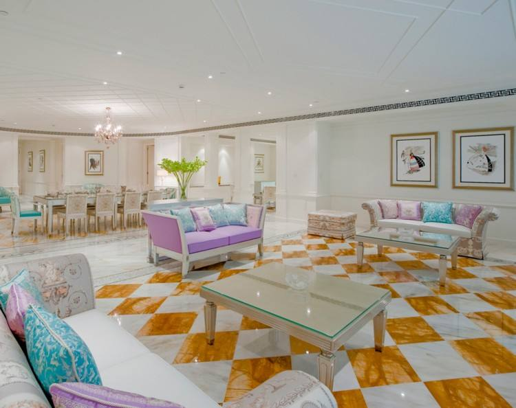 My newest decor obsession is Versace's Home Collection and Interior Design