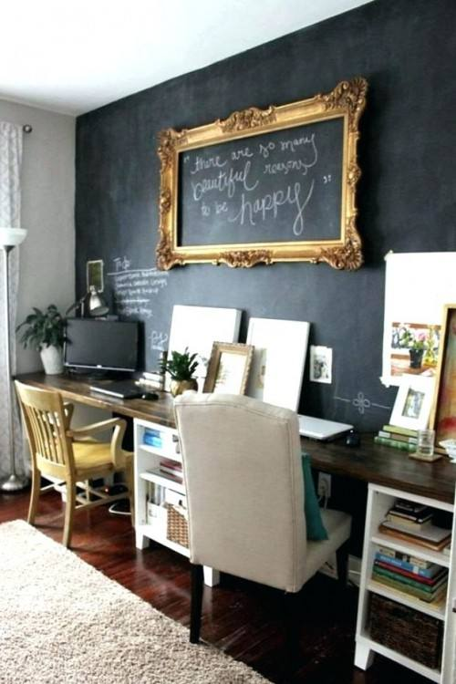 office wall decorating ideas for
