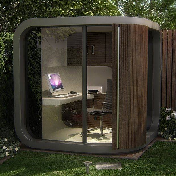 15 Modern Small Home Office Ideas Of Magazine Home Design Remodelling  Outdoor Room Ideas 140 Small