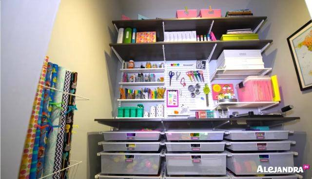 Home Office Organization Ideas and Tips