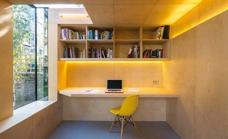 Check out 13 home offices that are stylish enough to make you feel like a  captain of industry — even if you're just paying bills in your PJs