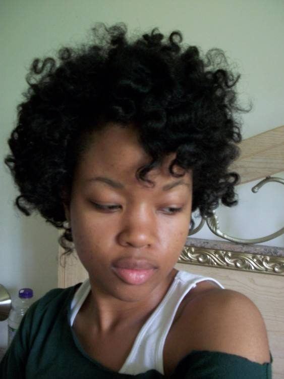 There is so much more to short curly hair than you may have ever imagined