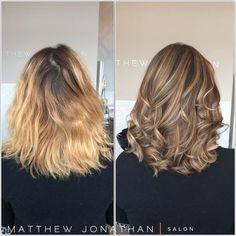 Balayage by Our Stylist Heather Sampson #sunkissed #hairpainting  #schwarzkopf #blondebeauty #blondebalayaged