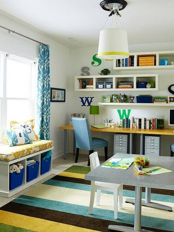 Superb Office Playroom Ideas Paint Ideas For Playroom Home Office  Playroom Design Ideas: Full Size