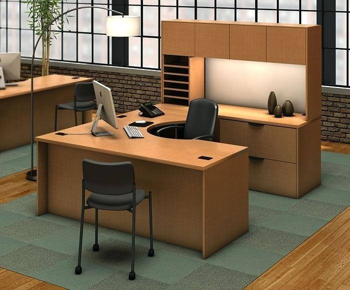 Home Office Setup Contemporary Desk Furniture The Perfect Awesome Setups