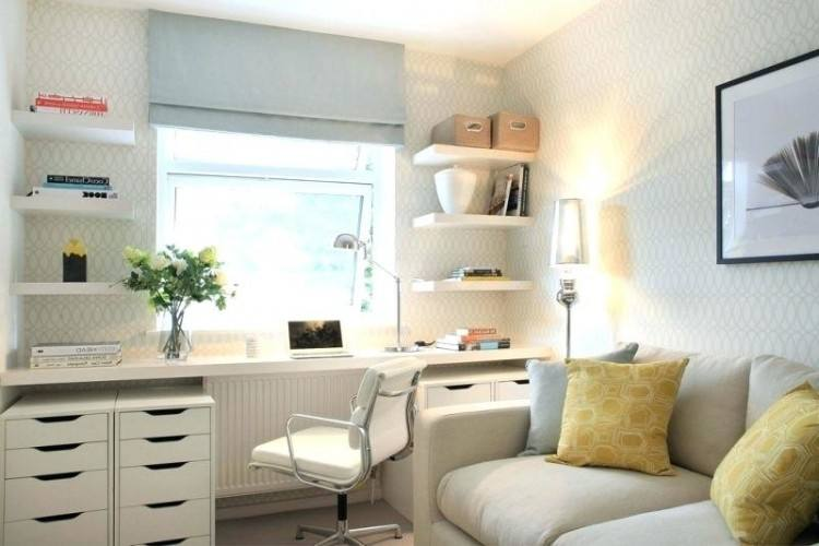 Large Size of Small Home Office In Living Room Ideas Sitting Space  Combination Large Size Of