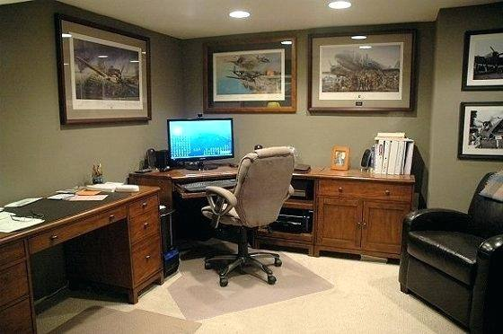 Stunning Basement Office Design Ideas Basement Office Design Fine  Albany Basement Recreation Room Amp
