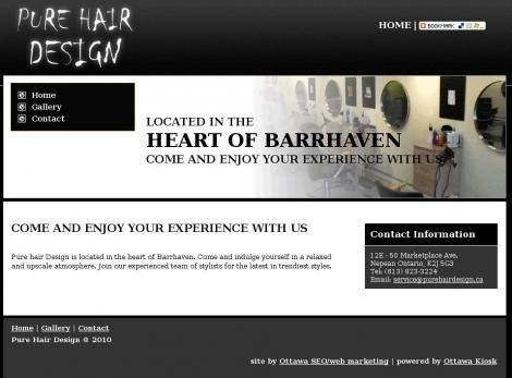 Pure Hair Design gallery image 2