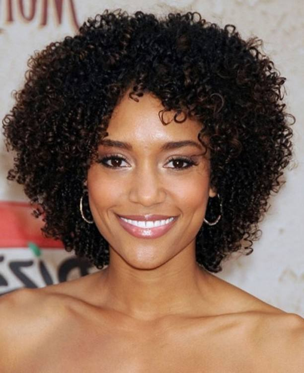 Curly Hair Styles for Black Male the Best Short Haircuts Black Men