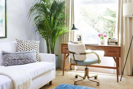 Let the natural light fill your room