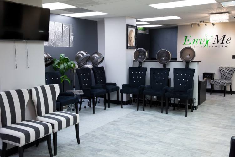 Refine Hair Studio opened its doors in September 2013 and has established  itself as the premier salon in Covina