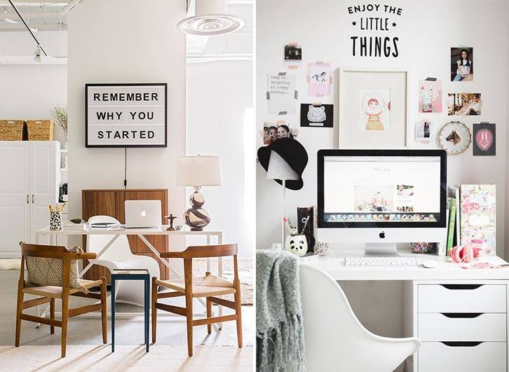 Browsing for home office design ideas?