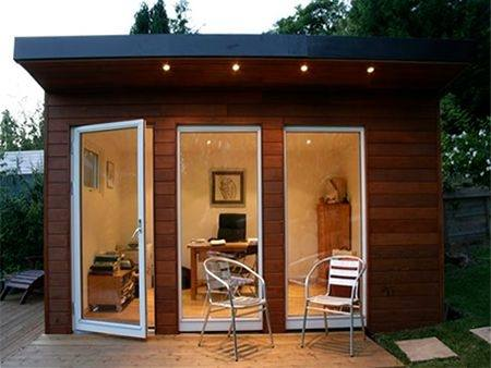outdoor office studio outdoor office shed shed home office ideas small  garden pods mini outdoor office