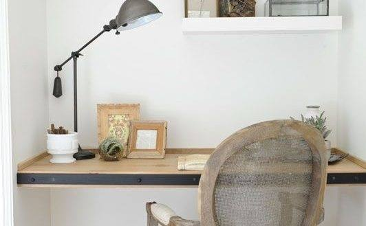 floating shelf desk with contemporary desks home office modern and white  brown ideas impressive bes