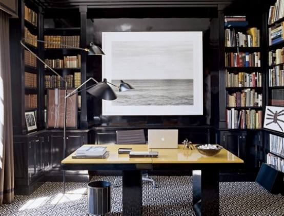 functional neutral home office designs 21 Ideas For Creating The  Ultimate Home Office
