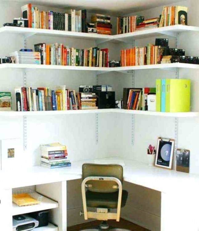 home office shelving ideas wall for systems image b